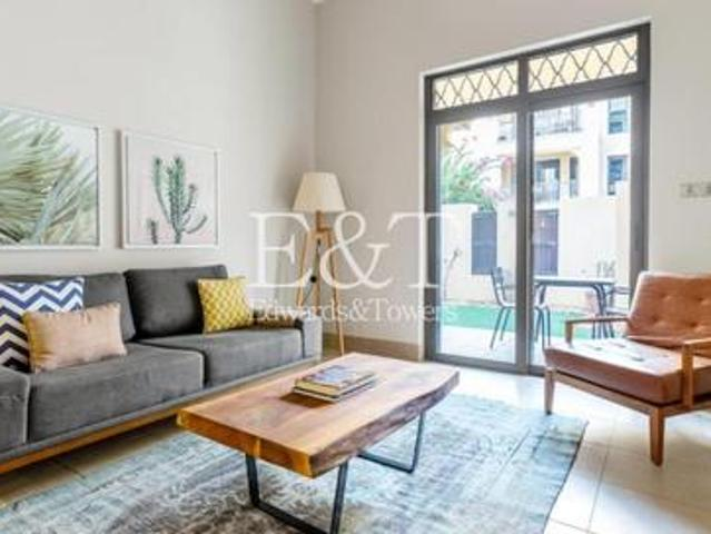 Exclusive | 1 Bed | Private Garden | Vacant