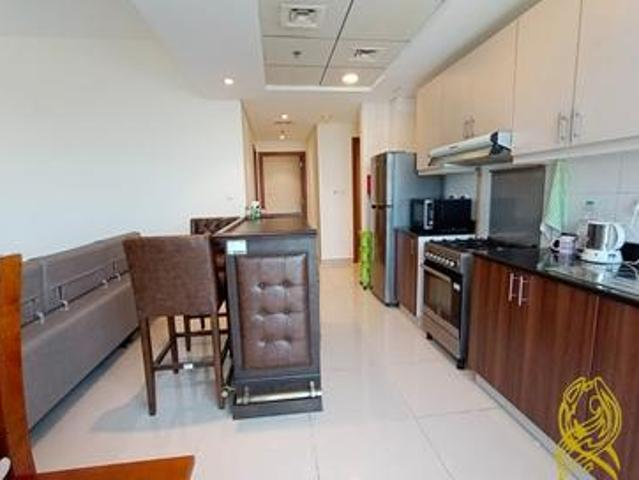 Exclusive Fully Furnished 2 Bed Maid With Balcony