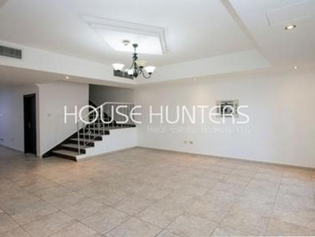 Exclusive Listing  Spacious 3bed + Maid Th