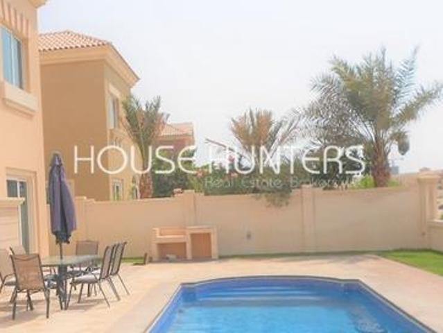 Exclusive: Pristine 4 Bed|private Pool|golf Views