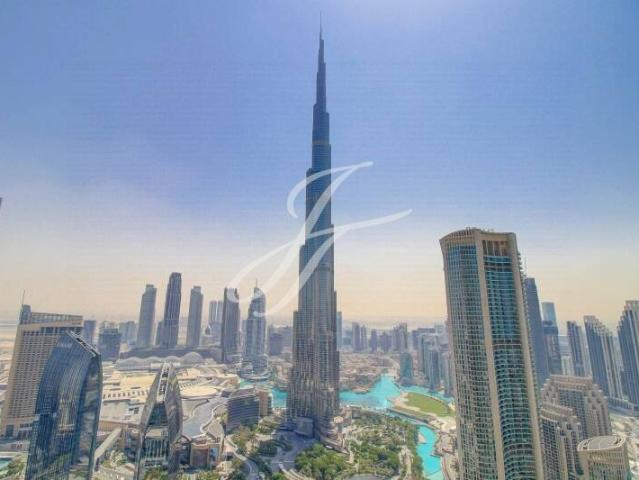 Exclusive | Ready To Move In | Burj Khalifa View
