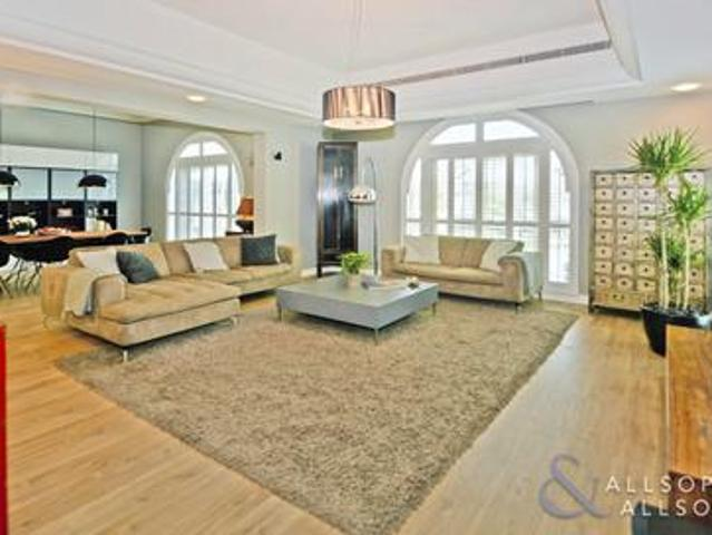 Exclusive | 5 Bedrooms | Golf Course View