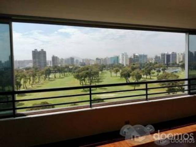 Exclusivo Departamento En El Golf San Isidro