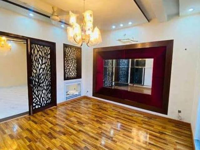 Facing Park 10 Marla Lavish House For Sale In Bahria Town Lahore