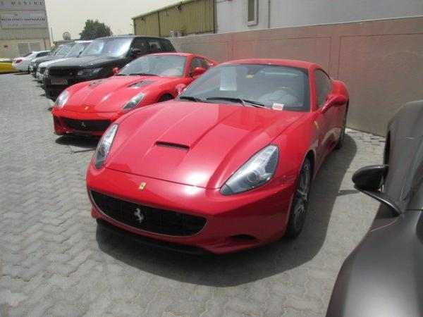 Ferrari california 2010 ferrari california aed 374 000