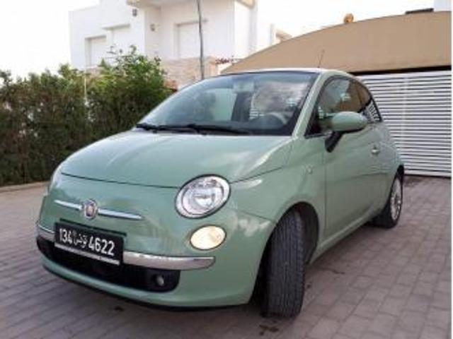 Fiat 500 Tunis 81fiat 500 Voitures Occasion à Tunis Mitula Voiture