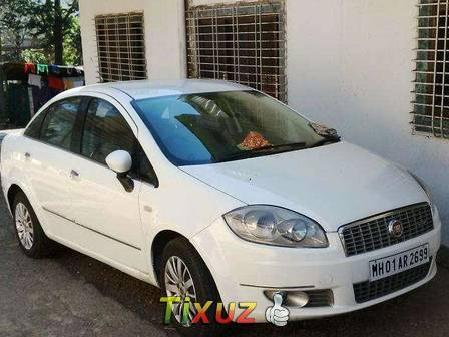 Fiat Linea In Maharashtra Used Fiat Linea Diesel Good Condition