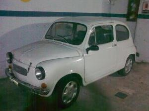 Fiat Seicento 1977, Manual, 0.8 Litres