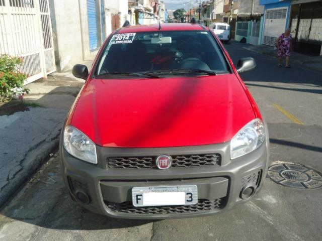 Fiat Strada Cs Working – 1.4