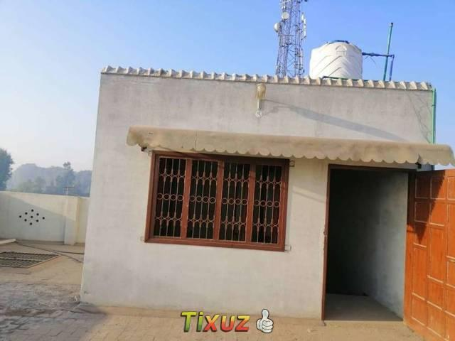 First Floor Flat For Rent Jhal Chakian Main Bhalwal Road