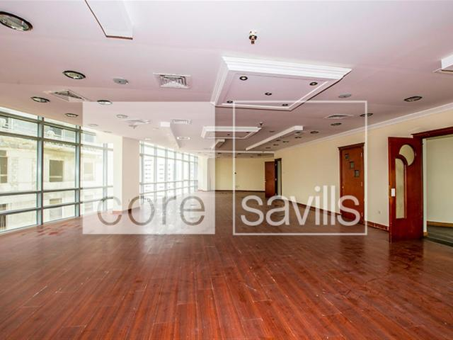 Fitted Office With Partitions For Rent In Deira Aed 340,000