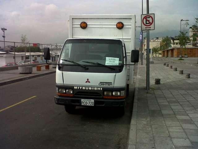 Vendo Flamante Camión 2003 De 2.7 Toneladas