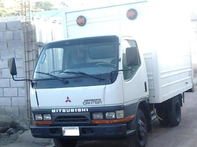 Flamante camion 2001 de 2 7 toneladas