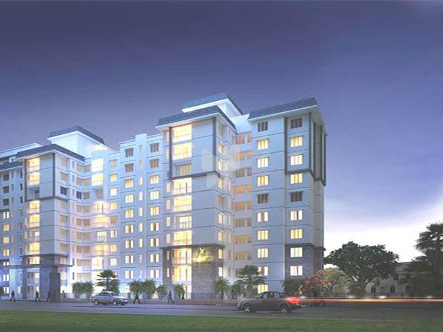 Whitefield 2bhk Apartment Prestige Fontaine Bleau