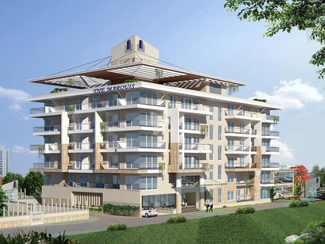 Whitefield 3bhk Apartment The Marquis