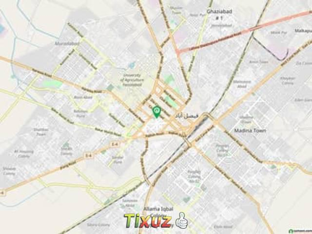 Flat For Sale In Beautiful Chiniot Bazar