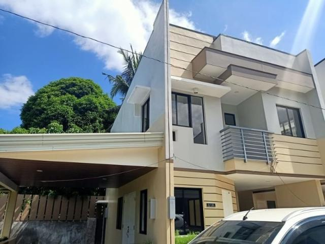 For Assume/sale 4br Corner Unit Single Detached House In Bulacao, Talisay