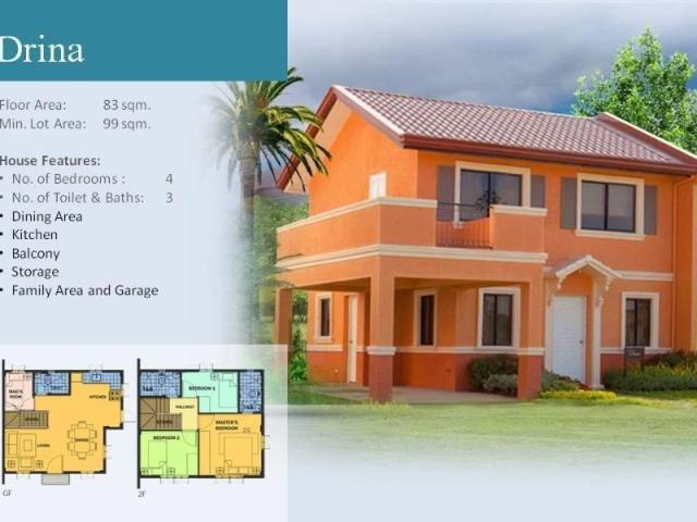 For Immediate Turn Over Home 2 Storey Single Attached, 4 Br & 3 Cr