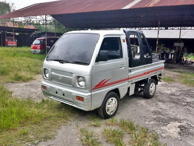 For Just 130k You Can Have Your Own Suzuki <strong>Multicab</strong> Pickup
