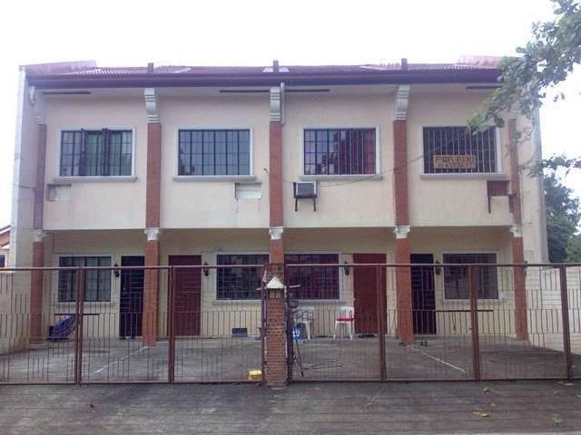 For Rent: 2 Storey Apartment Unit With 2br, 1b&t, And Private 1 Car Garage