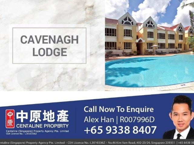For Rent Apartment Orchard Cavenagh Lodge