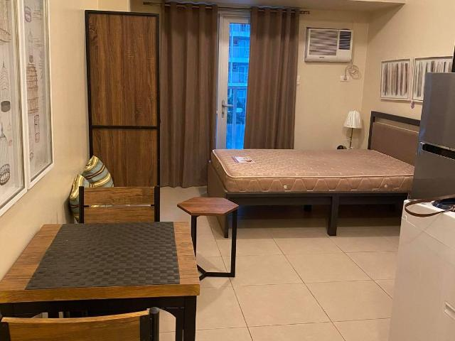 For Rent Studio With Balcony Fully Furnished/ Avida Towers Asten In Makati City