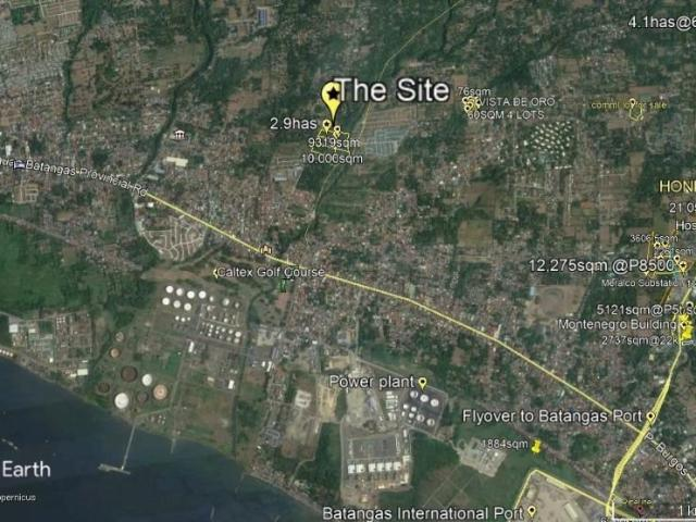 For Sale: 2.9 Hectare Industrial Commercial Lot In San Pascual Batangas