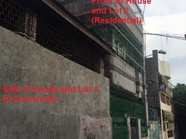 For Sale: 2 Properties Business Space And 4 Bedroom House In Nbbs Dagat Dagatan