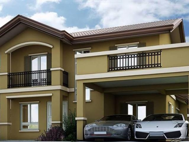 For Sale 2 Storey Single Detached House With A 5 Bedroom In Camella Carcar City Cebu