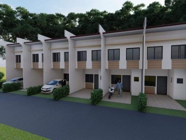 For Sale 2 Storey Townhouse In My Home Carcar City,cebu
