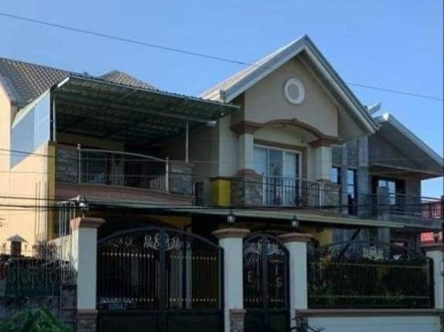 For Sale: 340sqm House And Lot With 4br And 3b