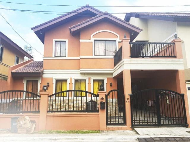 For Sale: 4br House Ponticelli Hills Daang Hari Php8m