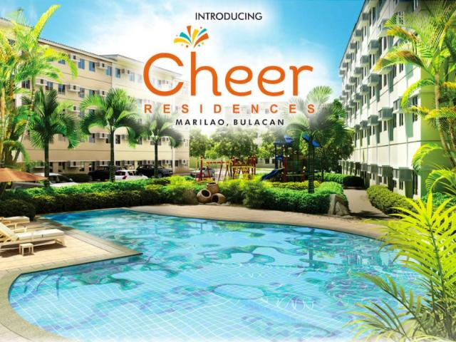 For Sale Assume Balance, Under Smdc Cheer Residence 1 Bedroom / Flexi Unit. Tower 4, Secon...