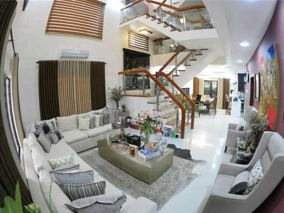 For Sale Beautiful Zen Modern Theme House In Pasig City