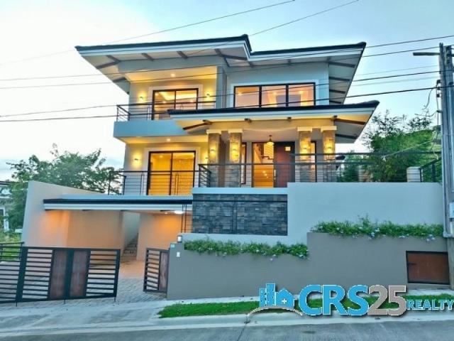 For Sale Brand New 4 Bedroom House In Talisay Cebu
