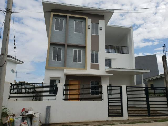 For Sale Brand New House And Lot In Nuvali