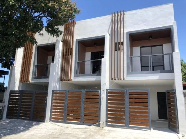 For Sale: Brand New Modern Townhouse In Las Pinas