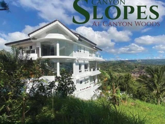 For Sale Canyon Slopes Lot At Canyon Woods Residential Resort In Tagaytay