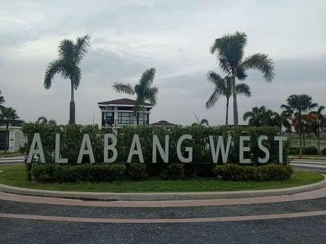 For Sale Commercial Lot In Alabang West