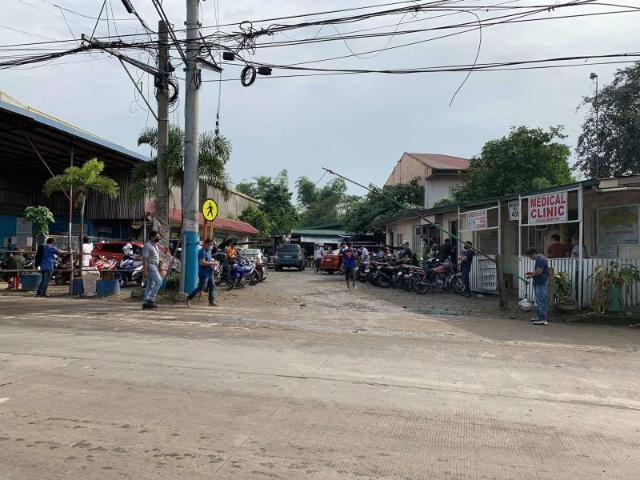 For Sale Commercial Space In Camalig, Meycauayan, Bulacan