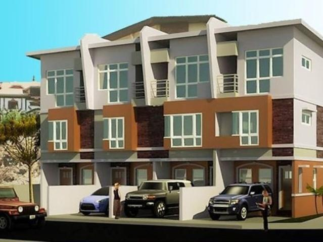 For Sale Elegant Townhouse At Benedetto Residences, Pulang Lupa Uno, Las Pinas City