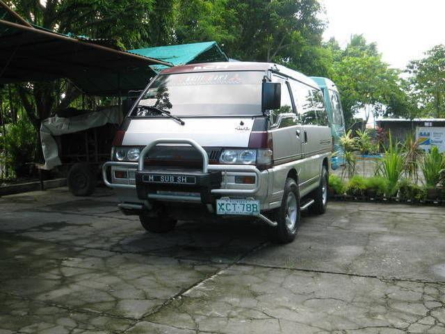 For Sale: For Sale: Mitsubishi Delica A/t 4x4 Good Condition Delica