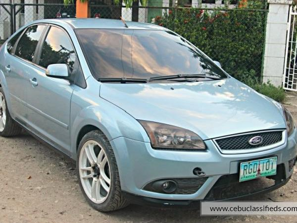 For Sale Ford Focus Hatchback Automatic 2007 Model Php 310k