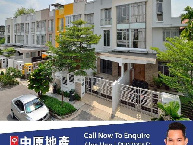 For Sale Freehold Landed Terrace House Florida Park Yio Chu Kang