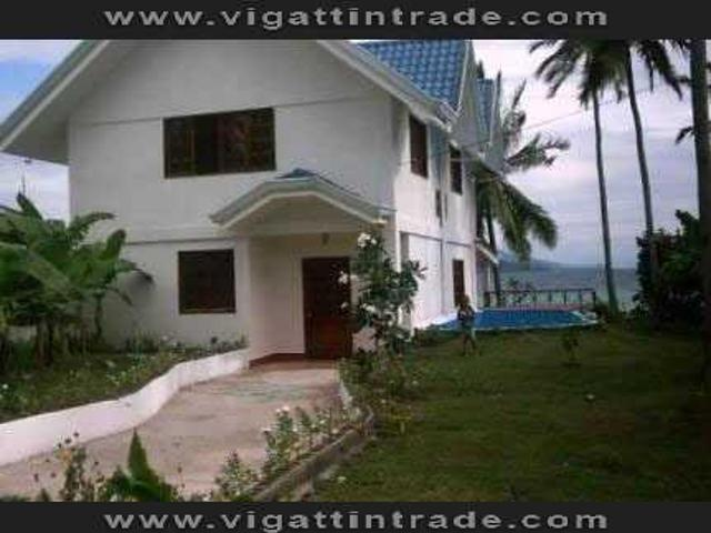 For Sale: Fully Furnished Beach House And Lot In Moalboal, Cebu