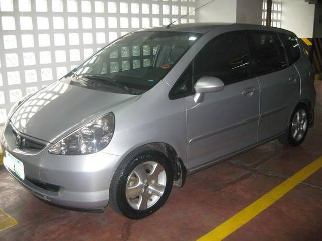 silver 2005 honda jazz used cars in manila mitula cars. Black Bedroom Furniture Sets. Home Design Ideas