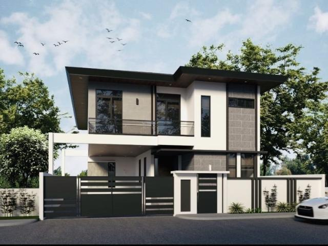 For Sale House And Lot In Bf Homes, Parañaque City