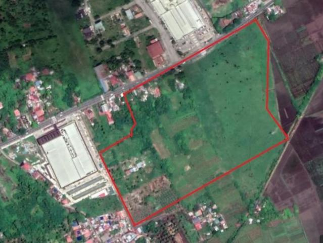 For Sale Lot Space In Sta. Cruz, Laguna 9 Hectares