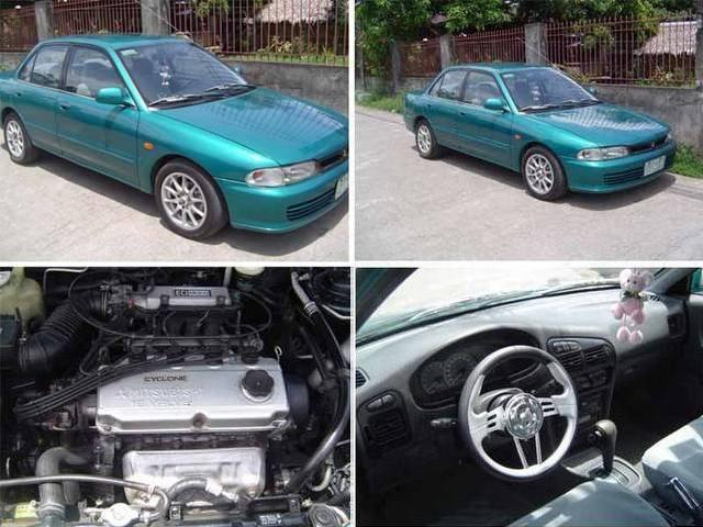 For Sale Mitsubishi Glxi 95 Rush Reason For Selling Owner Building A House