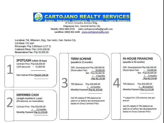 For Sale: Office / Commercial / Industrial South Cotabato >general Santos